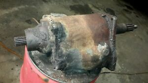 1955 56 Ford F100 Truck 3 Speed Used Transmission