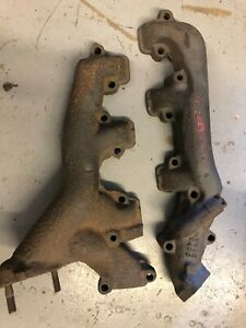 Ford 390 335 Exhaust Manifolds Mint