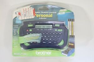 Brother Pt 80 P touch Electronic Labeling System Label Maker Tape Included