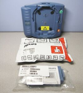Philips Heartstart Hs1 Onsite Aed With Case Smart Pads And New Battery 2026
