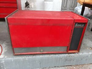 Vintage Snap On Tool Box Chest Kr 537a Top Tool Box 12 Drawer Toolbox Madeamp Usa