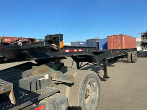 2 20 Or 1 40 8 Pins Container Chassis