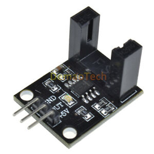 Lm393 H2010 Photoelectric Opposite type Count Ir Infrared Sensor For Arduino