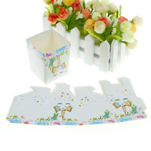 6pcs Box Gift Candy Boxes For Kids Happy Birthday Party Decor G3exatru