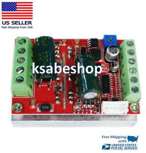 Dc 6 60v 400w Bldc 3 Phase Dc Brushless Motor Controller Pwm Hall Motor Control