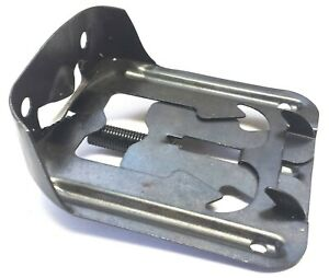 Wwii Dodge Willys Mb Ford Gpw Gpa A313 Oil Can Bracket Firewall Mounted Jeep