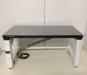 Tested Newport 30 X 60 Optical Table Roll Around Pneumatic Isolation Bench