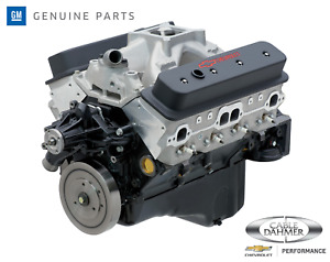 New Chevrolet Performance Sp383 Deluxe 435 Hp Crate Engine 19418657