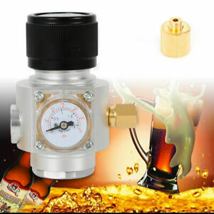 Durable Keg Regulator Co2 Charger For Soda Stream Bottle Strong And Compact