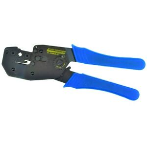 Hand Crimp Tool Electrical Cable Crimper Insilco Technologies 2980028 01