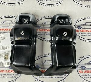 1967 72 Chevrolet C10 Small Block V8 Engine Mounts Stands Pickup Gmc 350