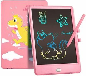 Lcd Writing Tablet Doodle Board Girls Toys Colorful Drawing Tablet Writing Pad