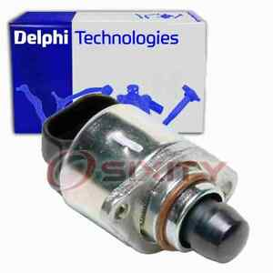 Delphi Fuel Injection Idle Air Control Valve For 2000 2002 Chevrolet Ew