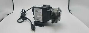 Stenner Pump 45mphp10 10 Gpd Fixed Rate 100psi motor And Head Only