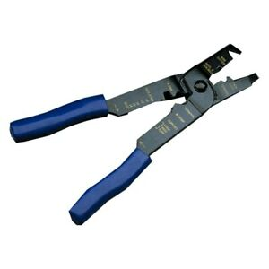 Taylor Cable Sae 22 To 10 Awg Fixed Stripper crimper wire Cutter Multi tool