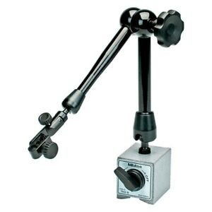 Mitutoyo 7033b 7 Series Universal Magnetic Stand W Mechcanical Locking System