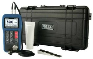 Reed Instruments R7900 kit Ultrasonic Thickness Gauge With 5 step Calibration