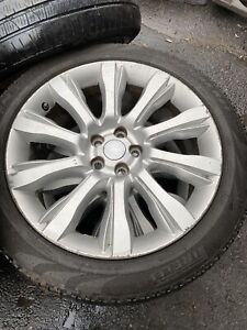 Range Rover Sport Rims And Tires