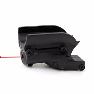 Red Laser Sight Scope Red Dot Sight For 1911 Airsoft with Lateral Grooves $17.73