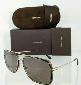 Brand New Authentic Tom Ford Sunglasses Ft Tf 0750 52j Lionel Tf750 60mm Frame