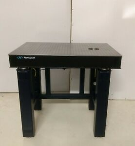 Tested Newport 2 X 3 Optical Table Tmc Micro g Pneumatic Isolation Bench