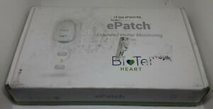 Biotel Epatch Extended Holter Monitoring