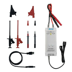 Dp10007 High Voltage Differential Probe Kit Accessory 100mhz 700v Oscilloscope