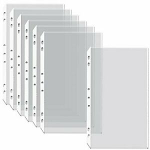 100 box Legal Size Clear Heavyweight Poly Sheet Protectors Gold Seal 8 5 X 14