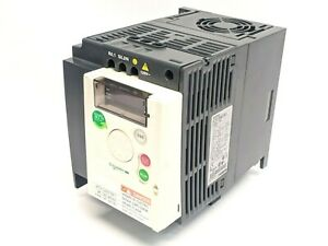 Schneider Electric Atv12h075f1 Variable Speed Drive 0 75kw 1hp