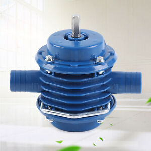 Portable Centrifugal Water Pumps Miniature Self priming Hand Electric Drill Pump