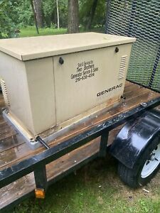 Generac Guardian 15kw Lp Stand By Generators Pics To Follow Single Phase