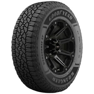 2 245 65r17 Goodyear Wrangler Workhorse At 107t Sl 4 Ply Tires
