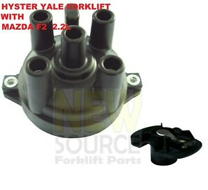 For 1554033 Distributor Cap Rotor 1554034 Kit For Hyster yale Fits F2 2 2 L