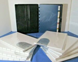 Tul Junior 212 Narrow Ruled 200 Graph Refill Pages Plus Notebook Dividers