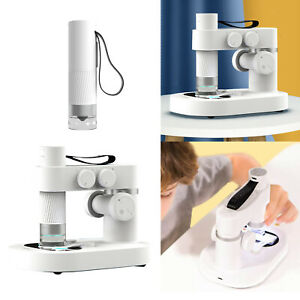 Portable Hd Wireless Digital Microscope For Kids Adults Computer Animals