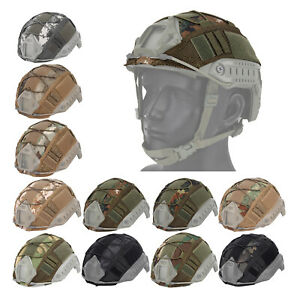 Tactical Helmet Cover Cloth for Airsoft Paintball Fast Helmet Accessories $9.84