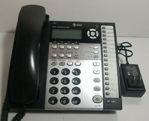 Advanced American Telephones Model 1080 Small Business System At t