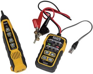 Klein Tools Vdv500 820 Cable Tracer With Probe Tone Pro Kit For Rj11 And Rj45 Ca