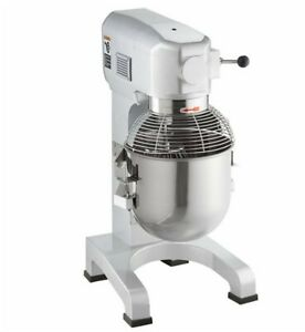 Galaxy 20 Qt Commercial Planetary Stand Mixer With Guard