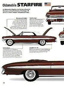 1961 Oldsmobile Starfire Convertible Article Must See
