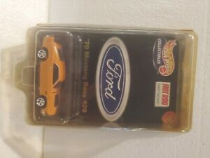 Hot Wheels Collectibles Ford Mustang Boss 429