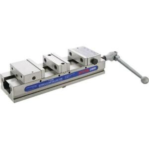 Grizzly T10066 6 High Precision Double Clamp Milling Vise