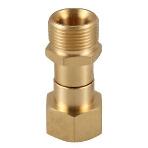 Pressure Washer Swivel Joint M22 14mm Connection Washer Gun To Hose Fitting 3