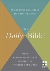 The Daily Bible Ser The Daily Bible Niv By F Lagard Smith 2020 Hardcover