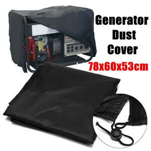 Generator Dust Cover Protection Waterproof Universal Accessory Large 31x24x21
