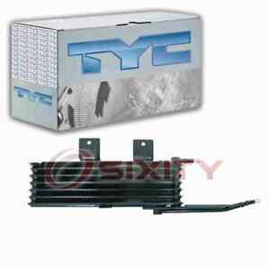 Tyc Automatic Transmission Oil Cooler For 2013 2015 Lexus Rx350 Radiator Ln