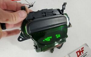 Oem 97 03 Ford F150 Digital Display Overhead Console Compass Temperature Nice