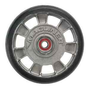 Magliner 8 Inch Mold on Rubber Hand Truck Wheel 10815