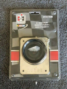 Hurst B 1 Shifter Boot Plate For Round Stock Shifters 2 3 8 X 3 5 8