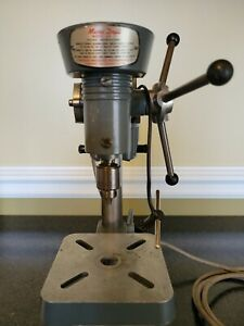 Cameron Micro Drill Press 164a 7 With Jacobs Chuck